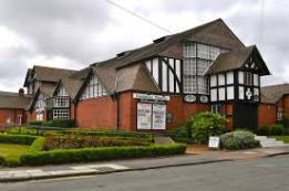 Gladstone Theatre Port Sunlight